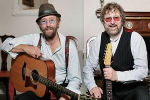 Chas and Dave coming to the South