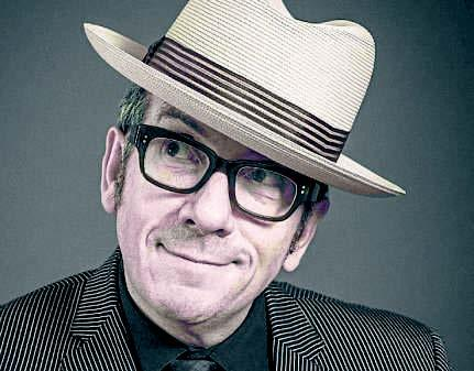Elvis Costello marches in without army