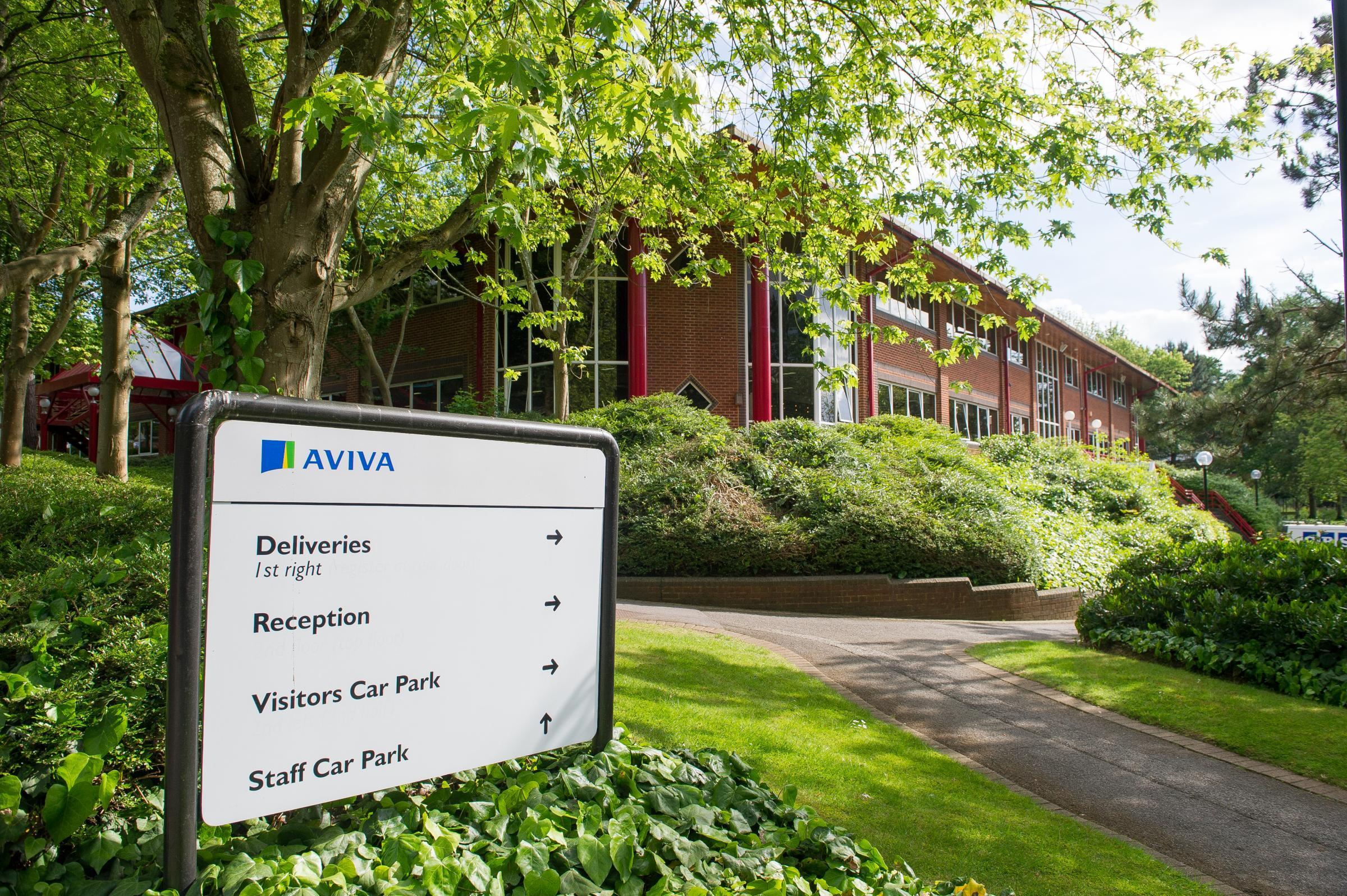Uncertainty Over Future Of Jobs In Aviva Office Closure