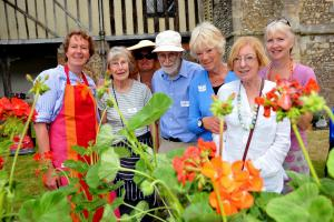 Hampshire fete bounces back from washout in style