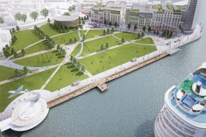 Southampton's Royal Pier plans a step closer after ferry boost
