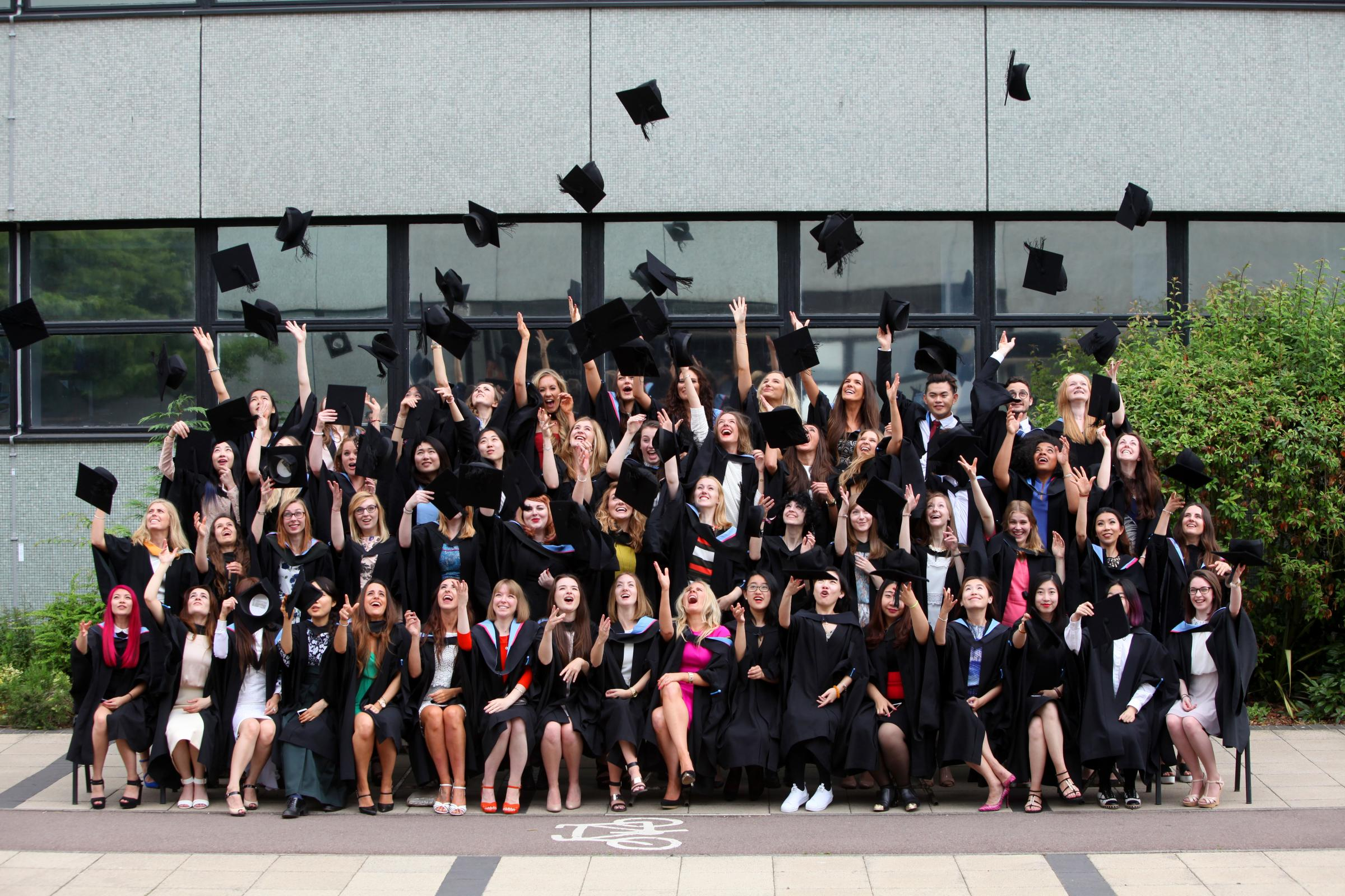 Pictures Hats Off To Hampshire Graduates Southampton News Newslocker