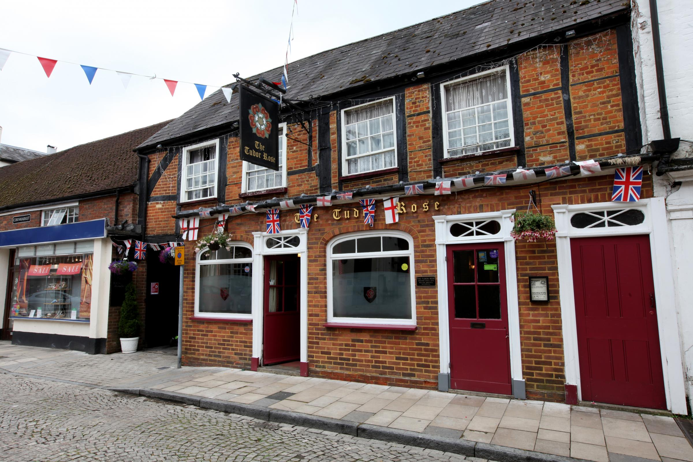 REVIEW: The Tudor Rose in Romsey
