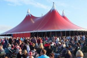 Record numbers expected to flock to Hampshire festival