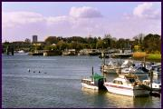 The River Itchen in Southampton