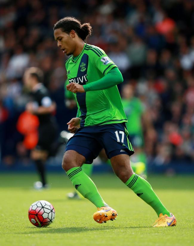 Virgil Van Dijk Was Perfect On His Southampton Debut At West Brom Says Ronald Koeman Daily Echo