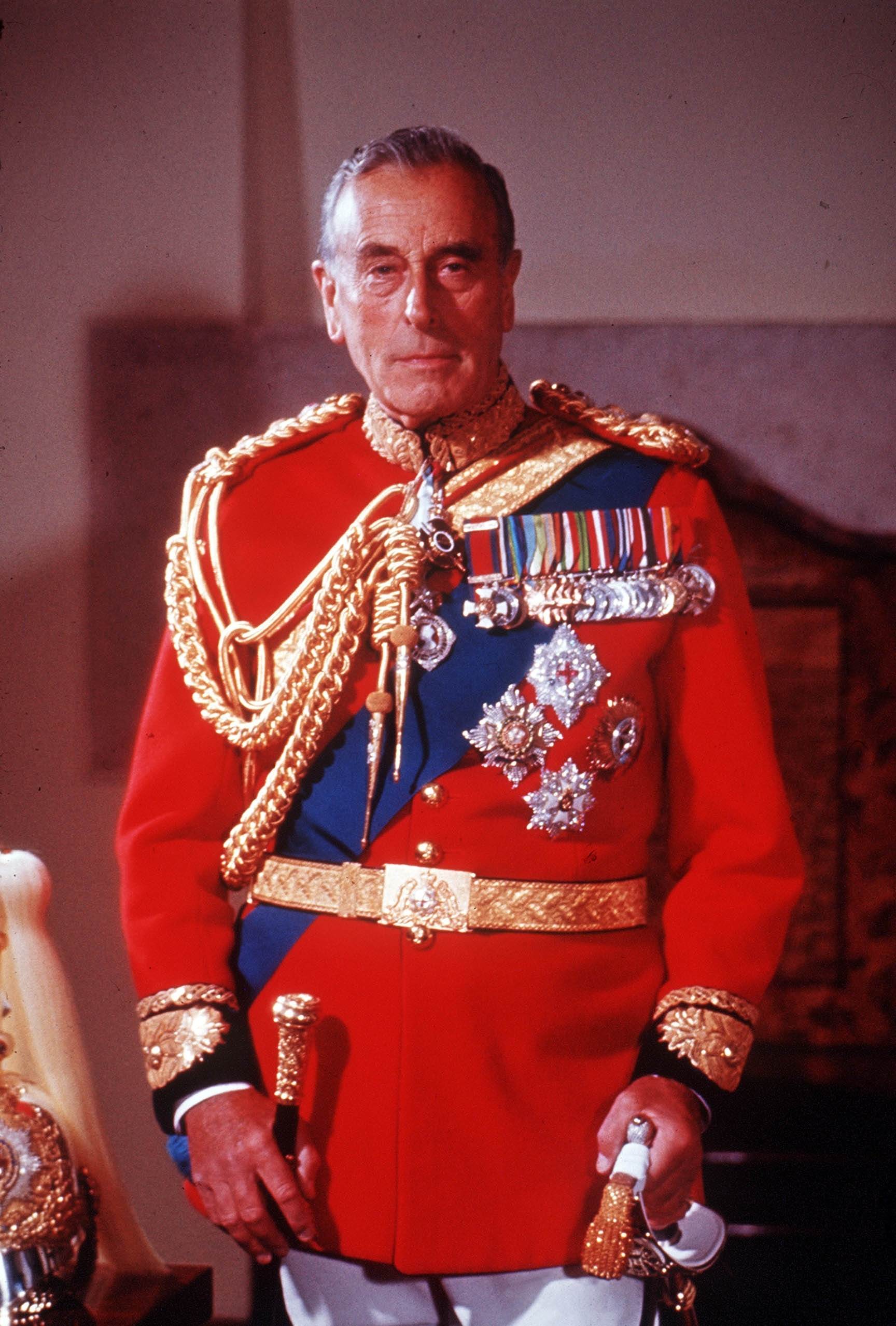 Image result for britain's lord louis mountbatten killed