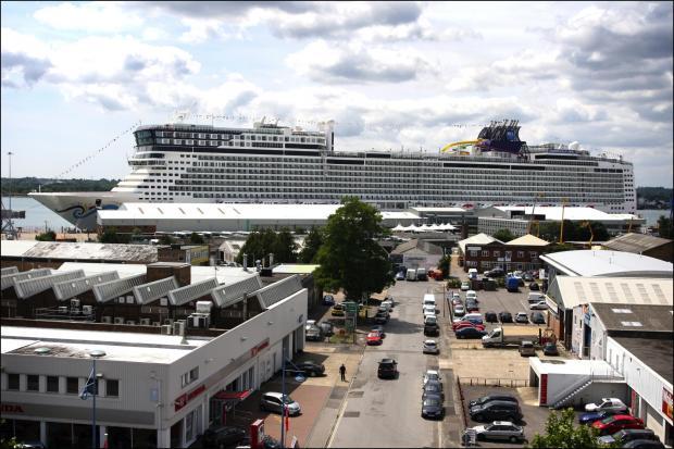 how to get to southampton cruise terminal