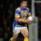 Daily Echo: Kylie Leuluai will end his Leeds career on Saturday