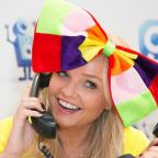 Daily Echo: Olly Murs, Emma Bunton and fellow stars get colourful for charity