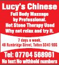 Lucy's Chinese Massage