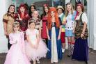 Disney princesses let down hair for cause fundraiser