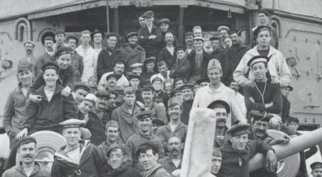 Survivors of the sinking of the Britannic