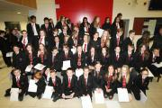 Pupils at Oasis Academy Mayfield