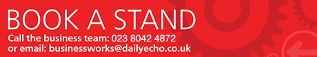 Daily Echo: Book at Stand 2016