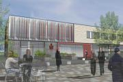 Work begins on new science centre