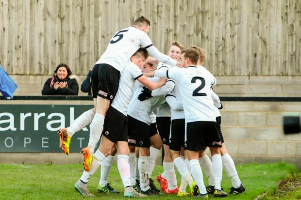 Fa Vase Survivors Discover Third Round Opposition Daily Echo