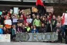 PHOTOS: Climate change protesters out in force in Southampton