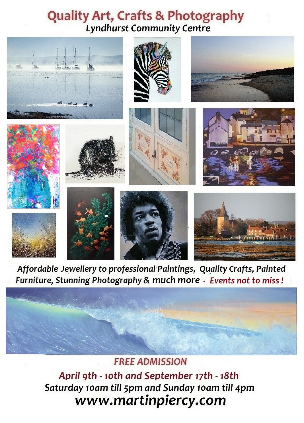 Fine Art, Photography & Artistic Craft Exhibition