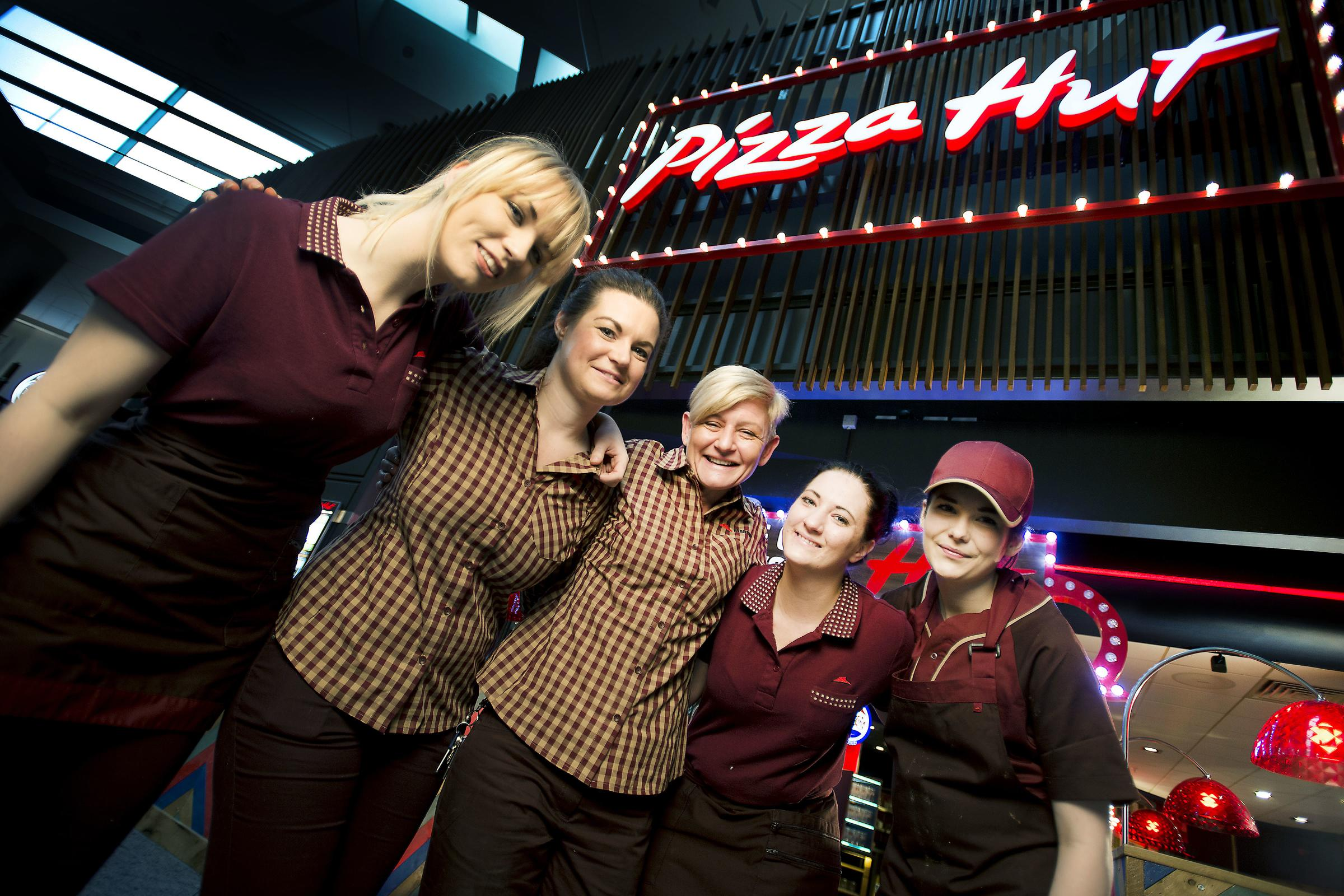 396k Revamp For Pizza Hut Restaurant In Southampton Daily Echo