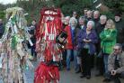 PHOTOS: Mummers mark ancient Hampshire tradition
