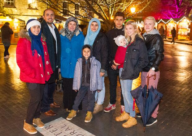 Muslims can enjoy Christmastime too'   Daily Echo
