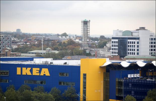 police name woman who fell to her death at ikea from. Black Bedroom Furniture Sets. Home Design Ideas
