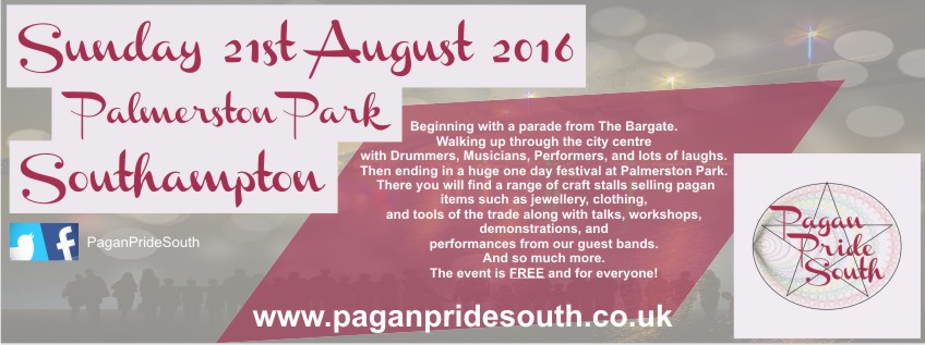 Pagan Pride South Summer Festival