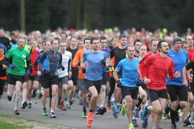 Parkrun was due to return at the end of October.