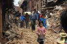 Your £30k kindness for war and quake victims