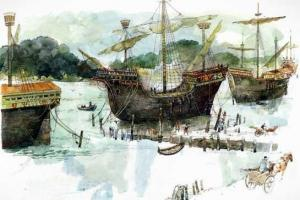 Historian to talk about Henry V's ships