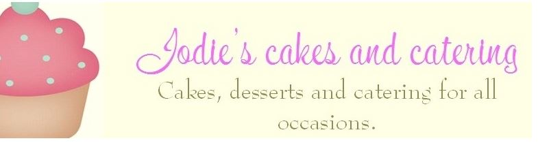 Jodie's cakes and catering