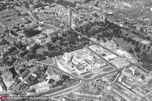 PHOTOS: Southampton from above - in 1949
