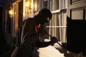 PHOTOS: 35 homes hit in one week as police deal with soaring levels of burglaries