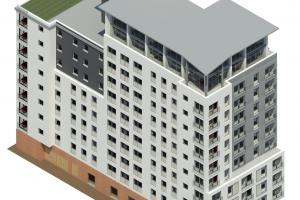 Councillors approve £11m masterplan for new student flats