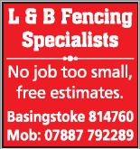 L & B Fencing Specialists