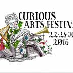 Daily Echo: Curious Arts Festival Logo 2016.