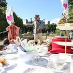 Daily Echo: Curious Arts Festival Mad Hatters Tea Party