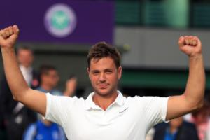 Marcus Willis to take on Roger Federer in second round of Wimbledon