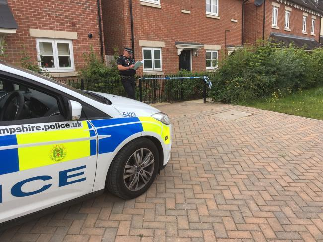 Police investigating after woman's body found in house