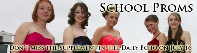 Prom Banner 2008