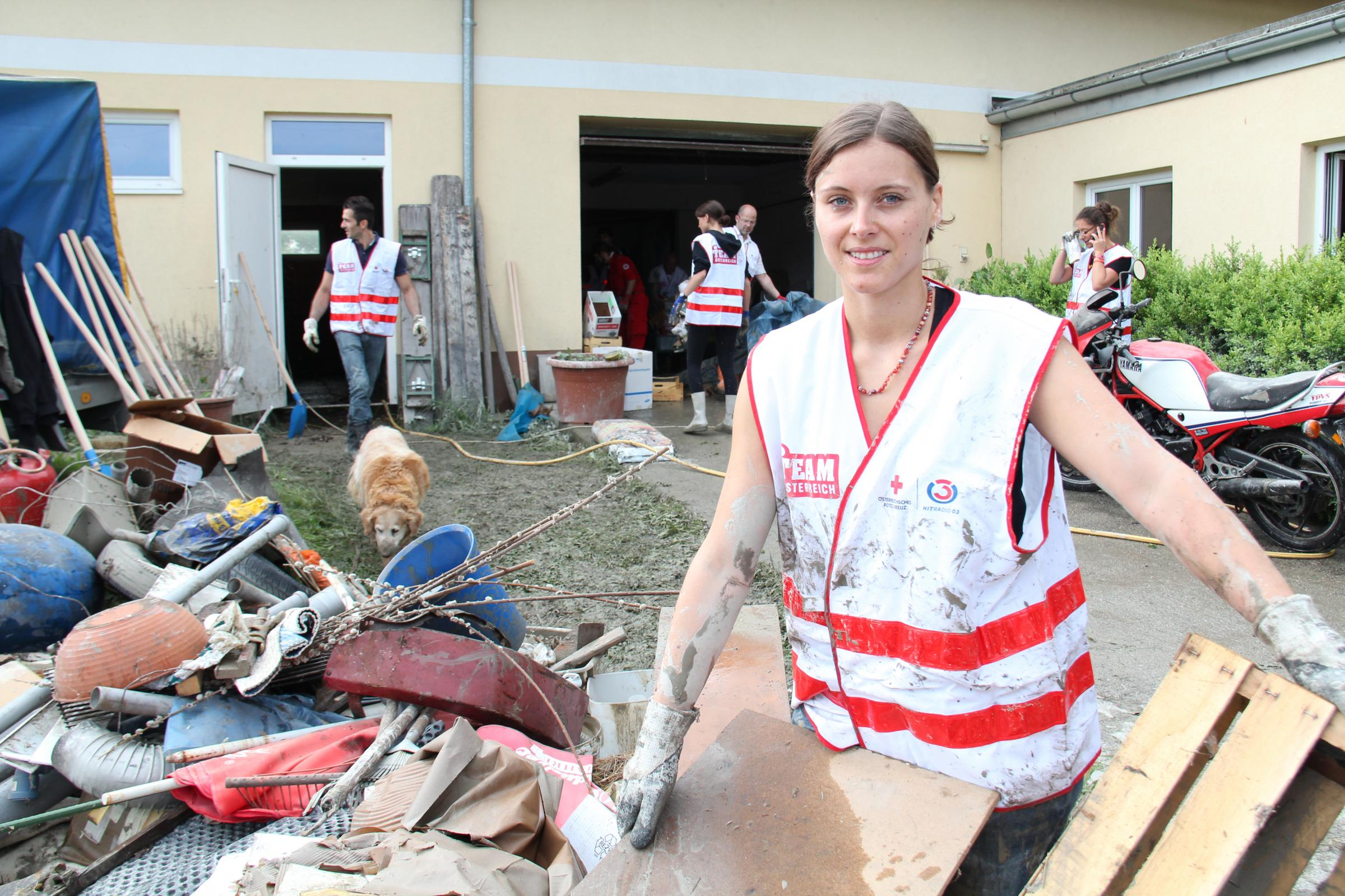 Red Cross emergency reserves help respond to incidents like flooding