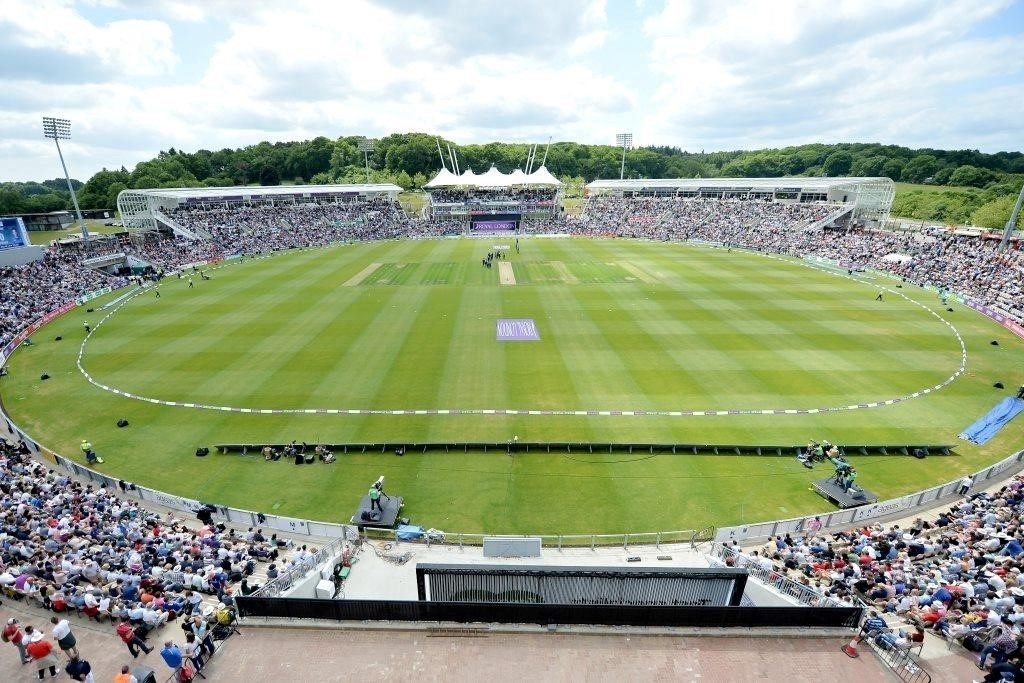 Tickets for Ageas Bowl's 2018 Test are on general sale