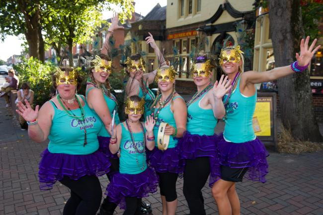 volunteers needed can you help make eastleigh carnival a day to