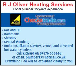 Richard Oliver Plumbing And Heating