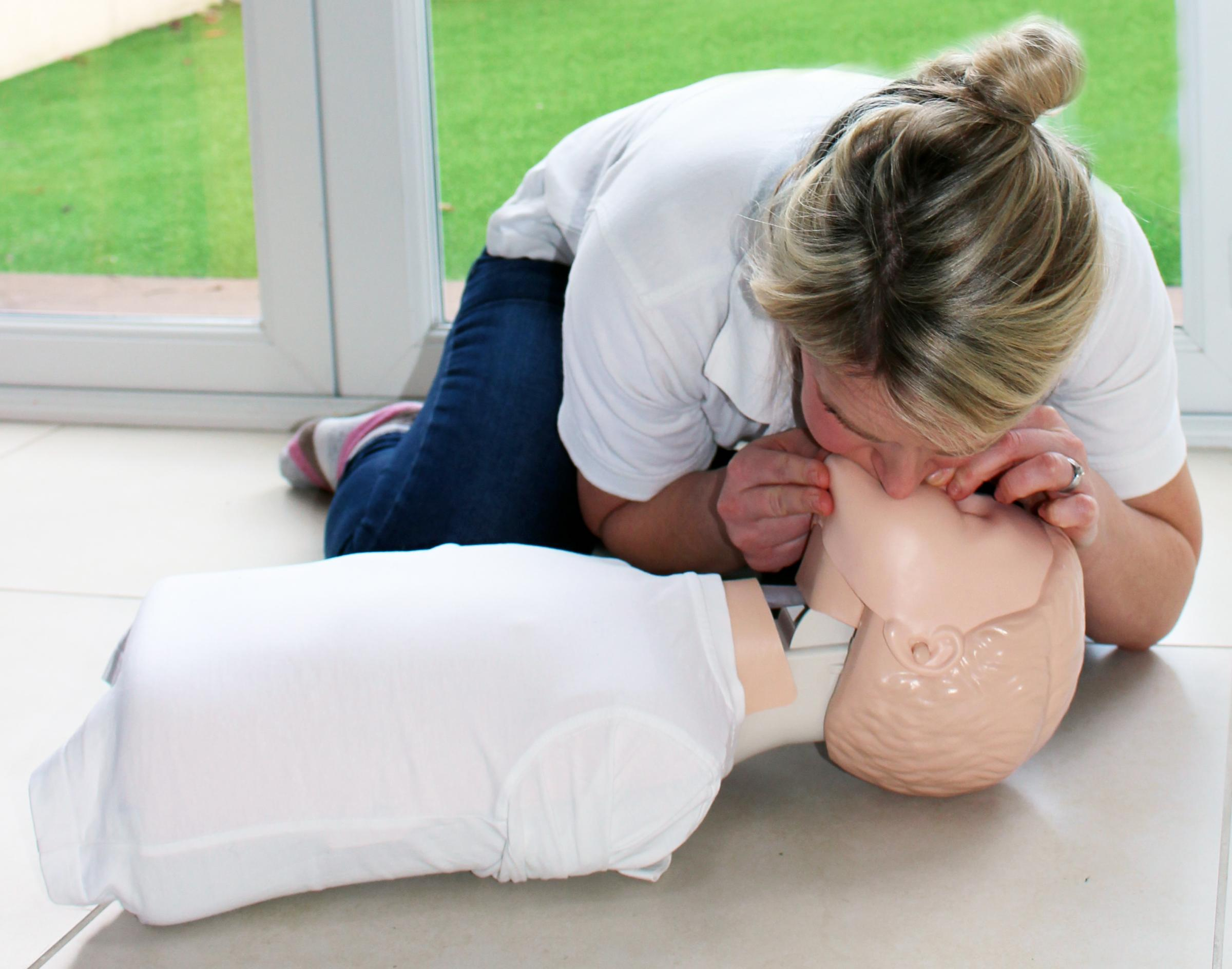 2 Hour Baby & Child Emergency First Aid Class