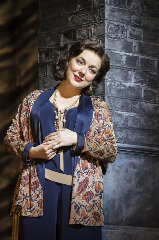 Sheridan Smith in Funny Girl (credit: Johan Persson)