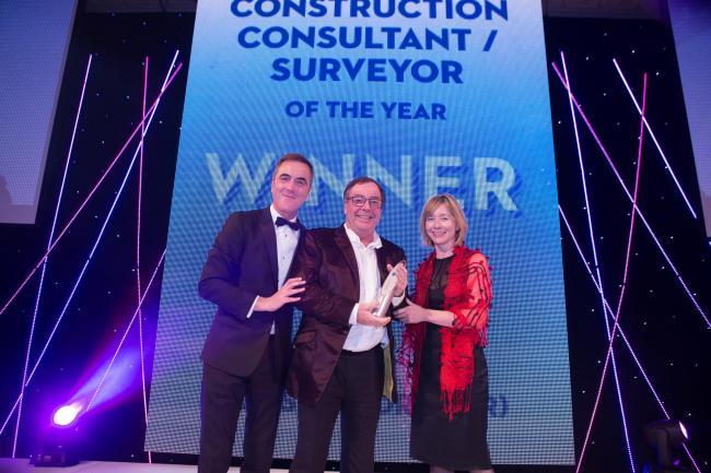 Hampshire firm Gleeds wins prestigious Building Awards gong