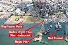 Another new development planned for Royal Pier