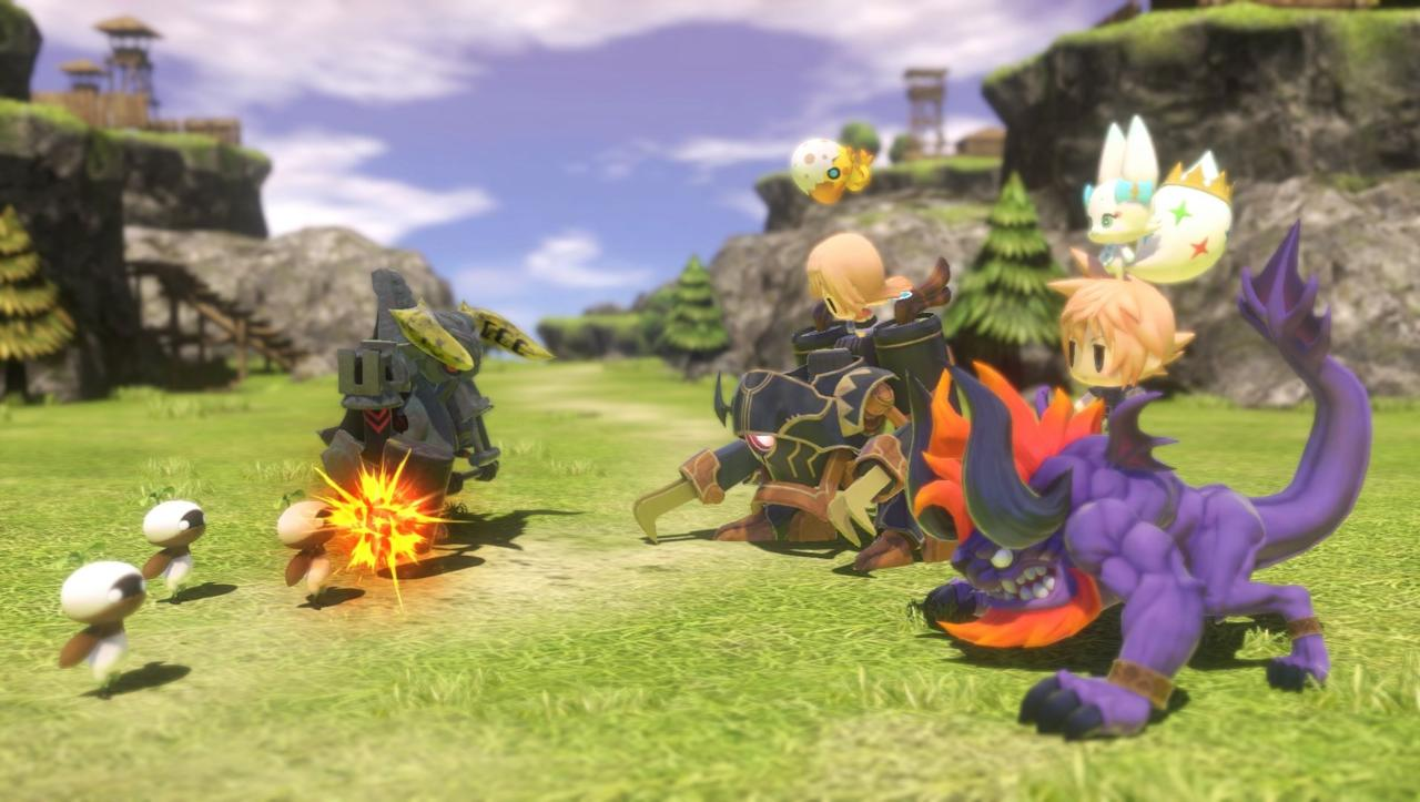 REVIEW: World of Final Fantasy